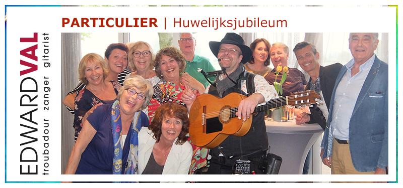 Troubadour Edward Val optreden boeken Nijkerk Putten Zeewolde Barneveld Gelderland | Mobiele live muziek inhuren2